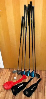 Job Lot 6  Golf Clubs Hippo Mizuno Nexus Nickent Bargain