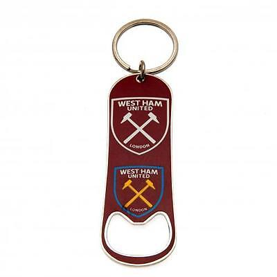 West Ham United F.C. Bottle Opener Keychain