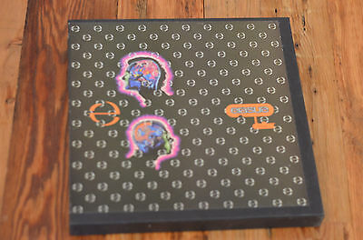 "Erasure Chorus 12"" Promotional Box Set with Vinyl record, Cassette, CD"