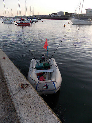 Loadstar sib - inflatable - tender - dingy - yacht - motor boat
