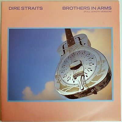 "Dire Straits 'Brothers In Arms' 12"" Vinyl Single"