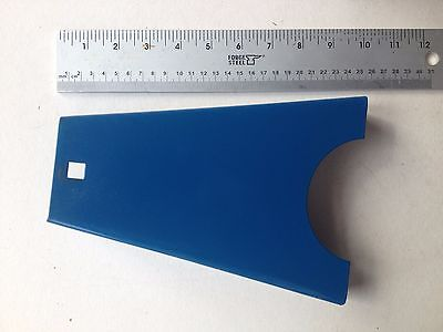 Blue Stand for Table Mounting a Sheppach Ox t500 Log Splitter No nuts/Bolts.