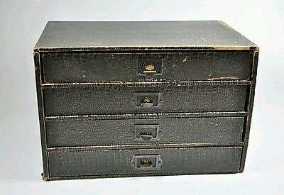 Vintage Filing Cabinet By Easy Light