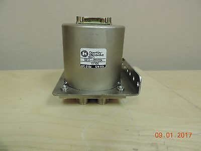 Dow-Key Microwave 561J-420122A Coax Switch, 12 VDC - w/ Mount - Used/As-Is
