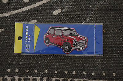 Austin/Morris/Rover Mini Cooper Iron on Embroidered Patch