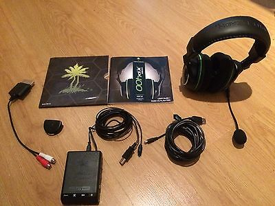 Turtle Beach Xp400 Wireless Gaming Headset For Xbox 360 Ps3