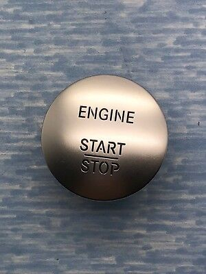 OEM Mercedes Benz Keyless Go Engine Start/ Stop Push Button #2215450714