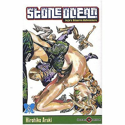 Stone Ocean, Tome 6 :