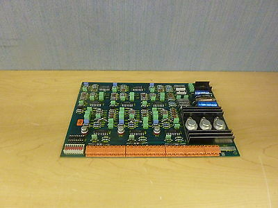 Keba PA89/3 PC Board 3 Channel Valve Driver Card for Engel (13943)