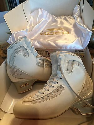 Used Edea Ice Fly Boots 799.00 New  Size 240 Or Size 5.5 Used