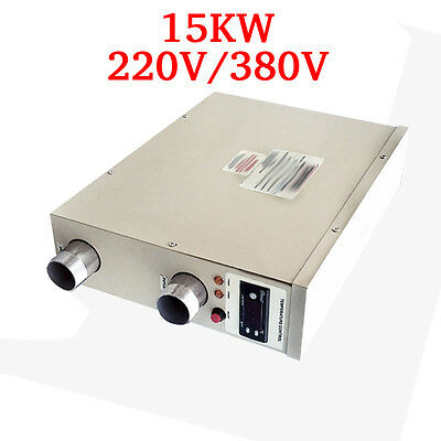 15KW 220V/380V Unique Electric Water Heater UC913 Thermostat For Swimming Pools