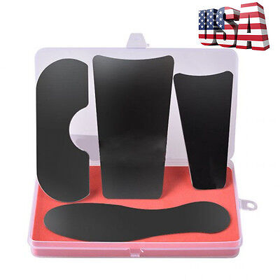 USA 4Pc Dental Intraoral Orthodontic Photographic Mirror Reflector Clinic Tool