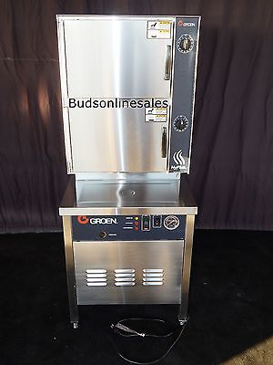 Groen Gas Commercial Steamer Commercial Oven Cooking Convection Oven