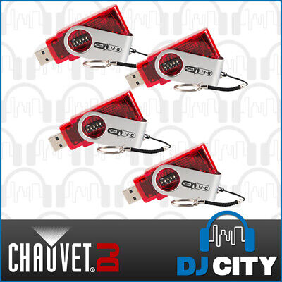 Chauvet DJ DFIUSB-4PK Wireless DMX USB - 4 Pack