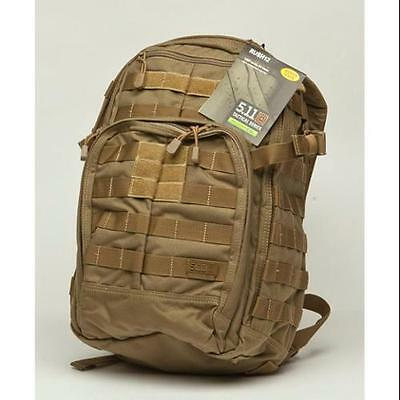 5.11 Tactical Rush 12 backpack pack Sandstone Color  New with tags