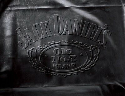 Jack Daniels 8' ft Fitted Leatherette Pool Table Cover