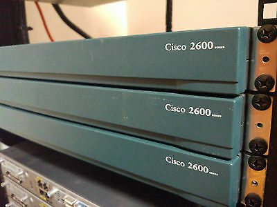 Cisco 2621XM with NM-8A/S (Frame Relay Switch)
