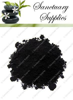 Black Iron Oxide Cosmetic Grade Mineral Pure Powder Pigment DIY Mineral Makeup