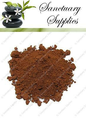 Brown Iron Oxide Cosmetic Grade Mineral Pure Powder Pigment DIY Mineral Makeup