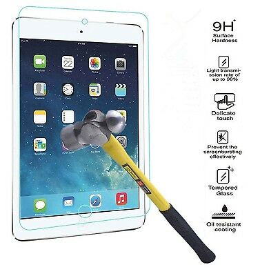New Tempered Glass Film LCD Screen Protector Guard For Apple iPad iPad 2 3 4