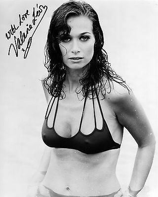 Valerie Leon - The Spy Who Loved Me - Signed Autograph REPRINT