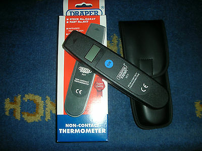 thermometer draper non-contact 56437 stock clerance