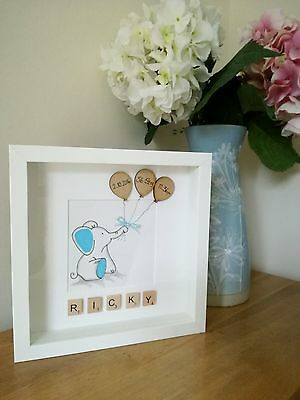 Personalised New Baby Picture Frame