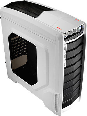 Aerocool GT-A White USB 3.0 Mid Tower Gaming Computer Case