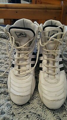 adidas vintage 2003 wrestling /boxing boots