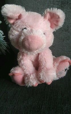 Russ berrie shining stars pig soft toy