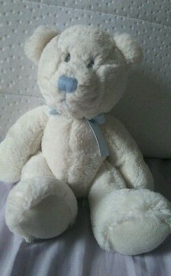Russ berrie baby LULLABY bear 13""