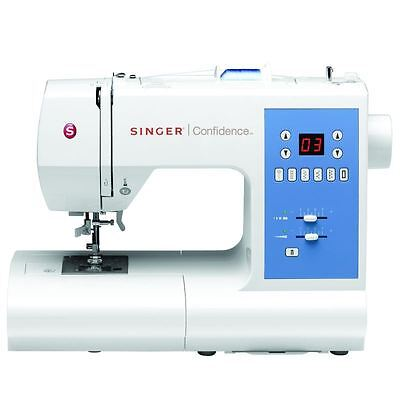 Singer Confidence 7465 Sewing Machine Automatic Needle Threader Stitch Appliance