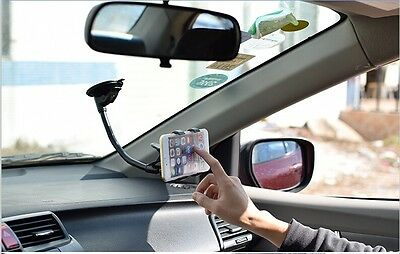 Rotatable Suck Stand Holder Holder For Samsung Glass Mobile Phone 4
