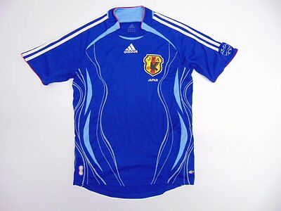 2006 2007 Adidas Japan Nippon home shirt jersey football rare retro old soccer