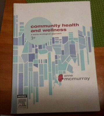 Community Health and Wellness: Primary Health Care in Practice by Jill...