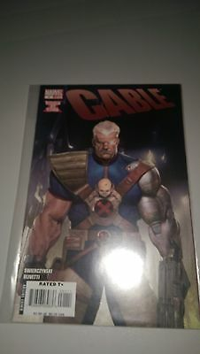 Cable Issue 1 X-Men Hope