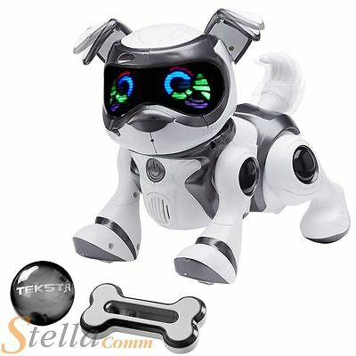 Teksta 5G Voice Recognition Interactive Robotic Electronic Toy Puppy Dog