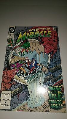Mister Miracle Issue 16