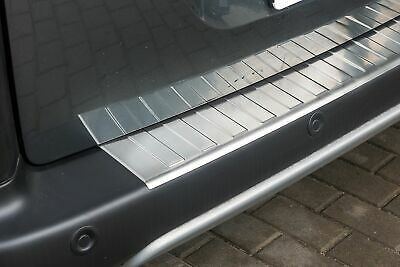 Stainless Steel Boot Edge Protector compatible with Citroën BERLINGO II