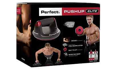 Perfect Fitness V2 Push Up HandlesPress Up Stand Chest Fitness Gym Exercise Home