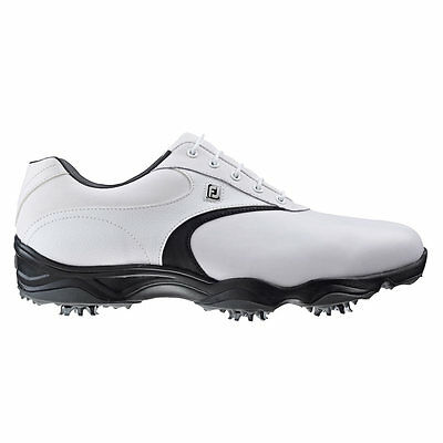 Footjoy AWD XL Golf Shoes - White/Black - Various Sizes