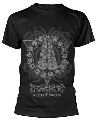Decapitated 'Spheres Of Madness' T-Shirt - NEW & OFFICIAL!
