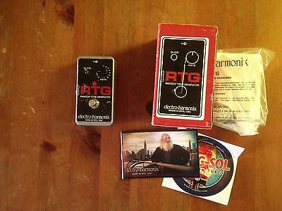 Electro Harmonix RTG Guitar Synth - Guitar Effect Pedal