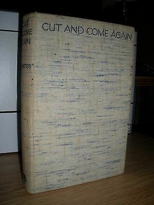 Cut and Come Again by H E Bates (1st 1935)