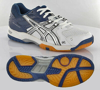 ASICS Gel Rocket 6 Mens Indoor Court / Badminton / Squash Shoe Trainer - UK 13