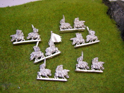 (S169) Warmaster, Orc Boar boyz unit