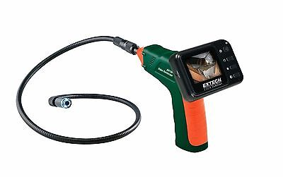Extech Video Borescope Endoscope snake tube Inspection Camera 2.4 color display