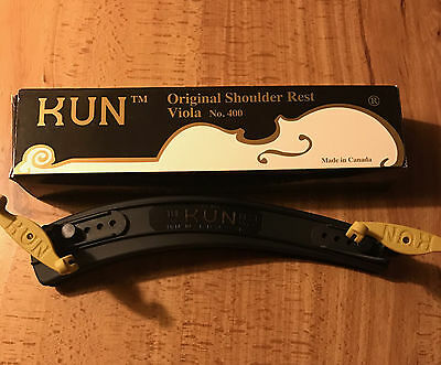 KUN Viola Original Shoulder Rest K-400 4/4 Viola