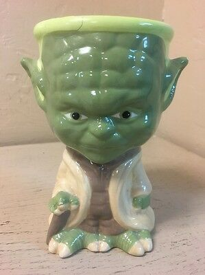 Star Wars YODA CERAMIC GOBLET cup by Galerie