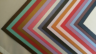 Stardream A4 Pearlescent Coloured Card, 5, 20 & 50 sheets, Pearlised Craft Card